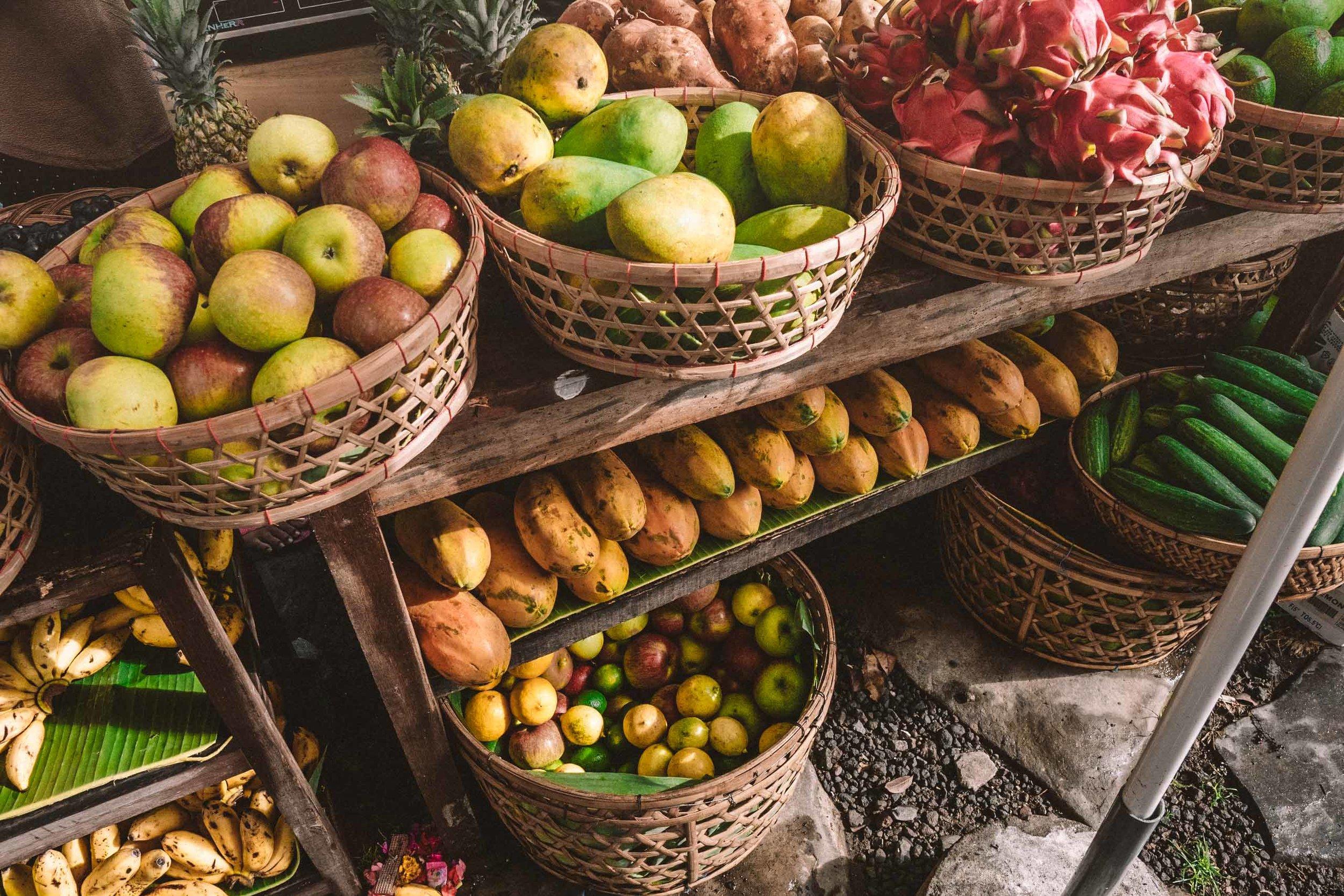 Sunday Markets at  Samadi , Canggu