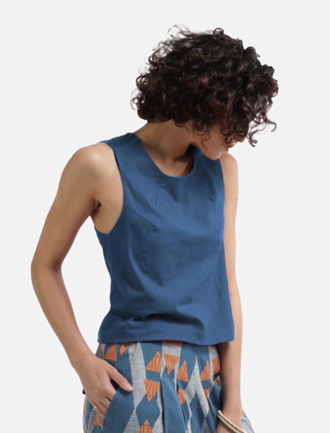 keiramason_ethicalworkwear_matterprints_bluetop.png
