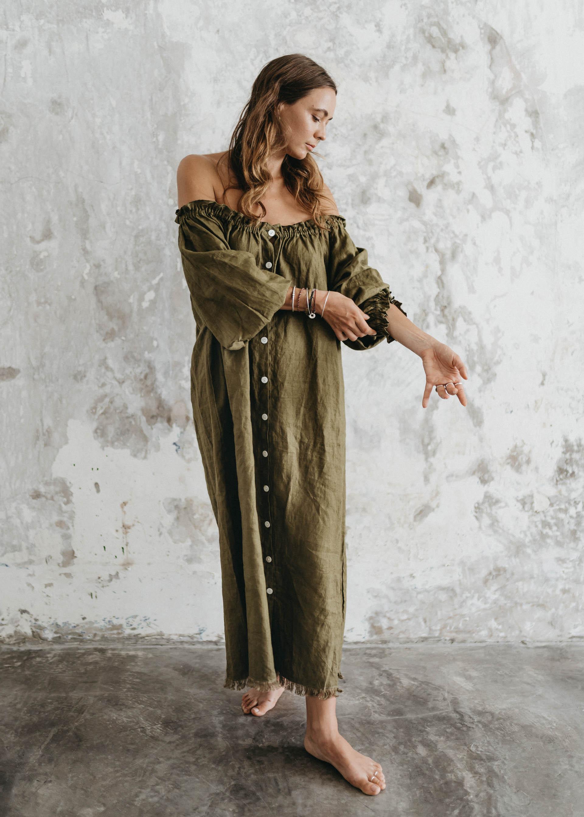 keira-mason-studio-karma-green-dress-puffy-sleeves.jpg