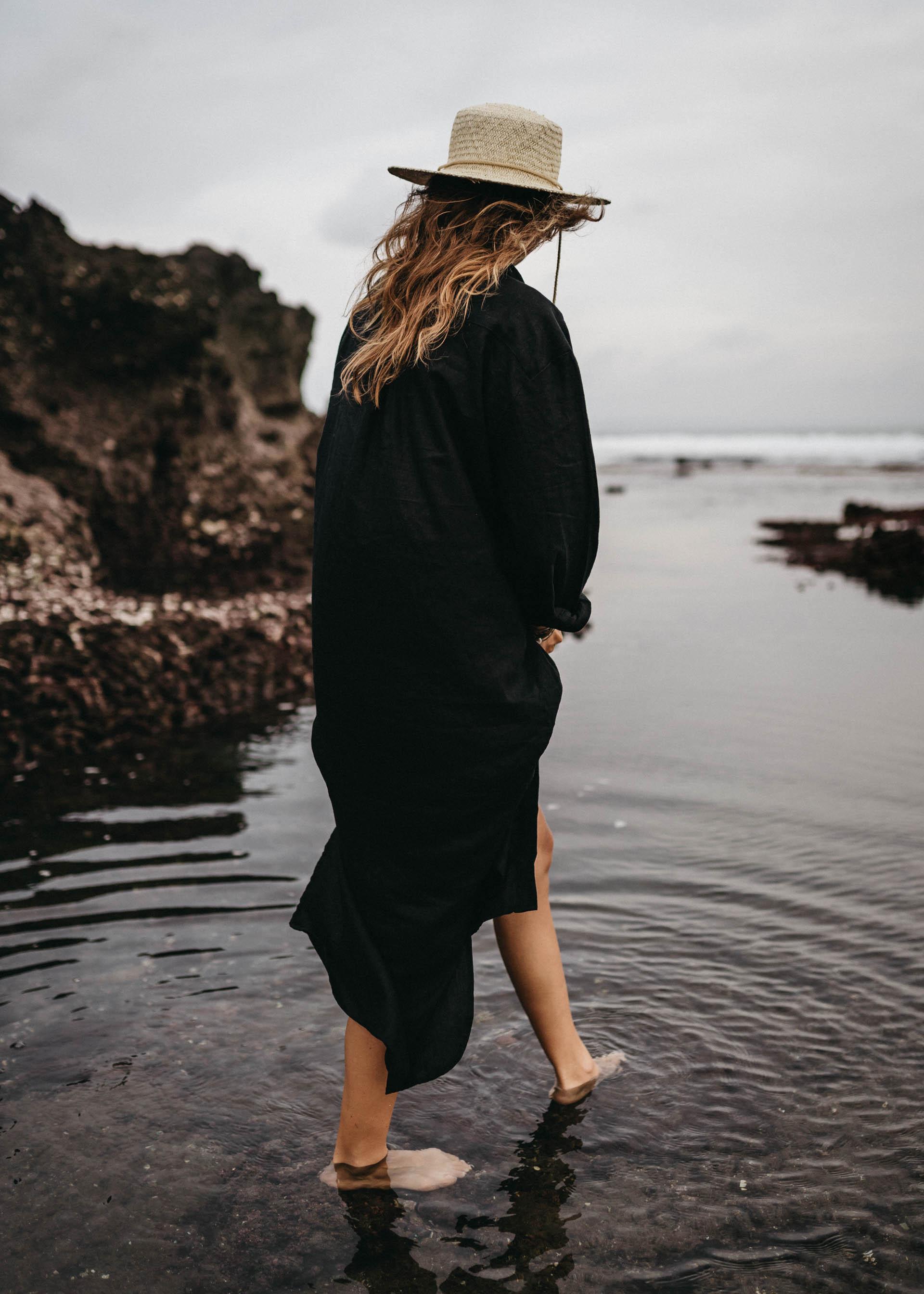keira-mason-studio-karma-beach-black-dress-straw-hat.jpg