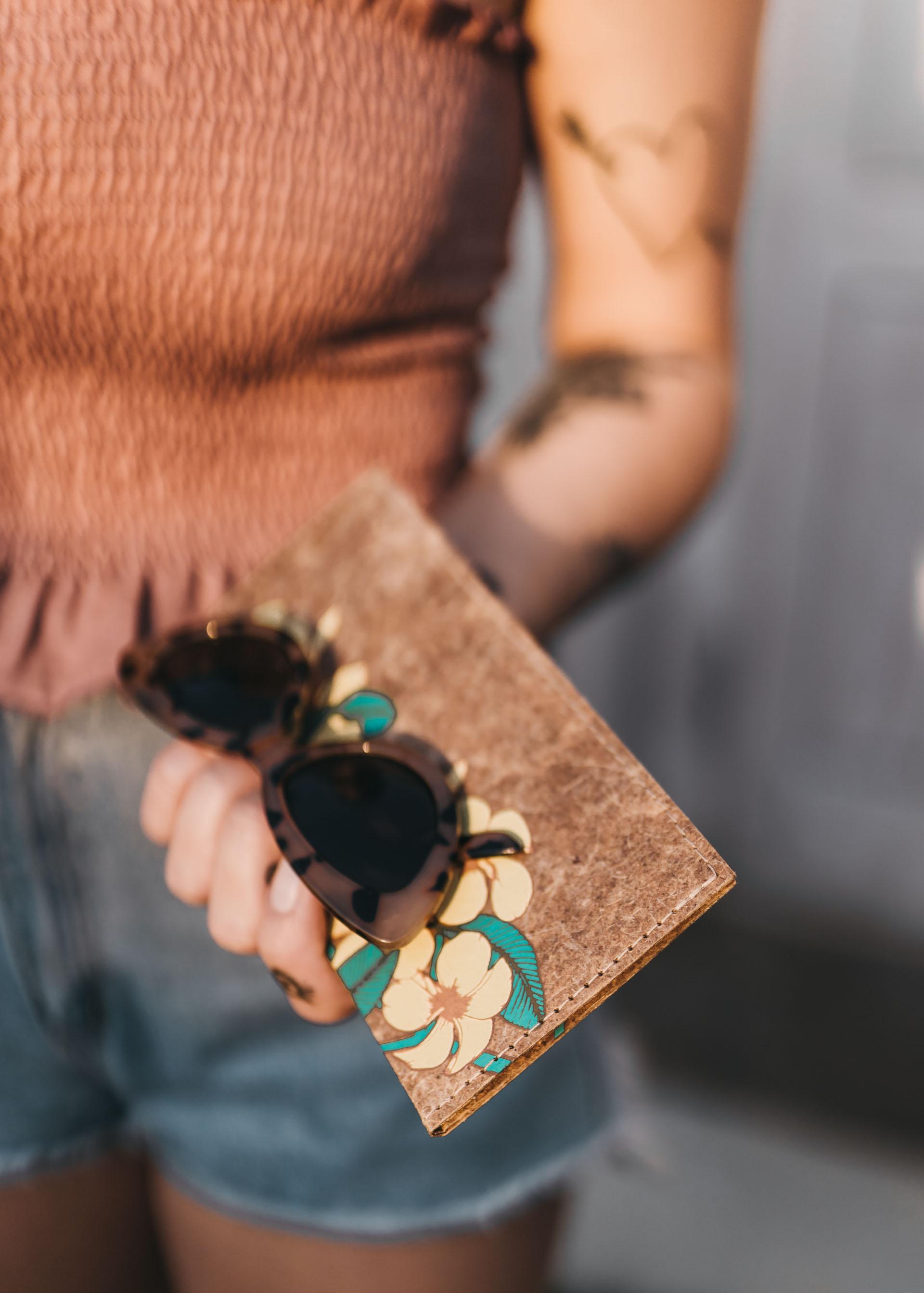 keira-mason-green-banana-paper-sunglasses-and-wallet.jpg