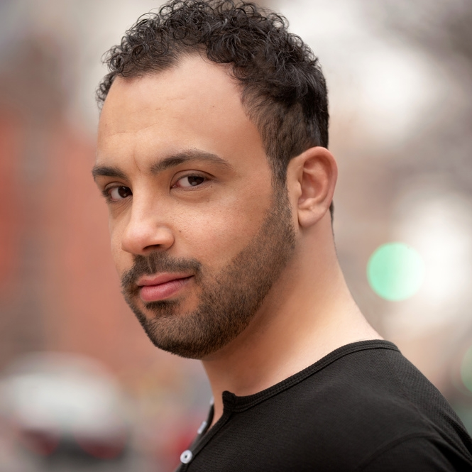 OSH GHANIMAH - Osh is an actor/teacher/writer from Chicago. He holds an MFA from Harvard/ American Repertory Theater. He is the recipient of a Harvard University Presidential Fellowship and is the Founder/Executive Director of Broadway For All. He has presented on TEDxBroadway and stars on Unbreakable Kimmy Schmidt (Netflix), The Looming Tower and Deadbeat (Hulu), feature film All We Had opposite Katie Holmes, as well as The Blacklist, Law & Order: SVU and Late Night with Seth Meyers (NBC). Osh is currently based out of NYC and LA – and resides with his impressive collection of impressive hats. oshghanimah.com