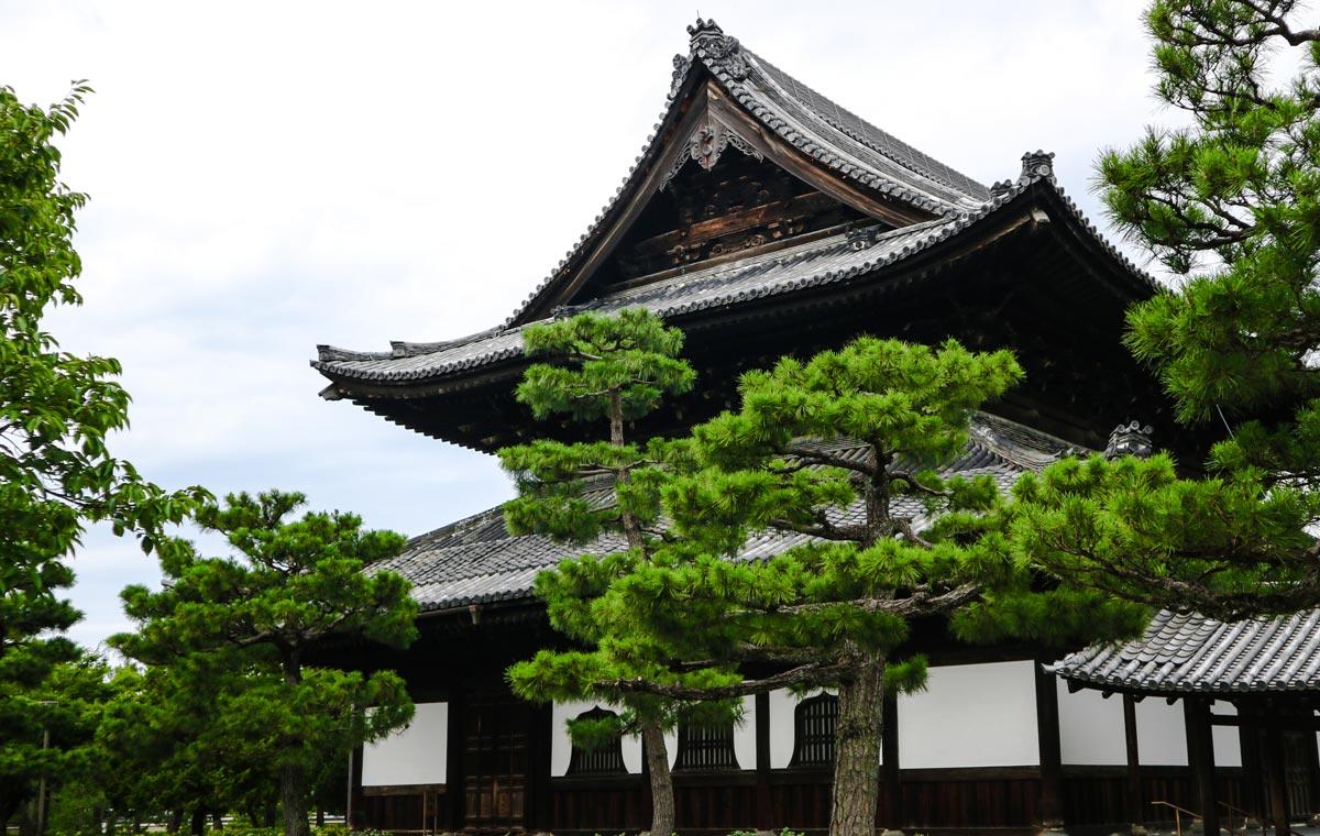 Kennin-ji Temple - Zen Buddhist Temple & Art Gallery