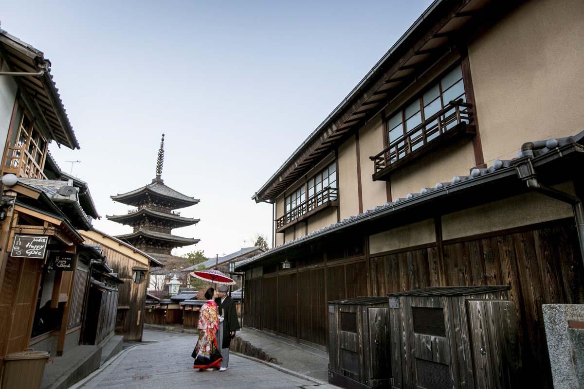 Yasaka Pagoda -