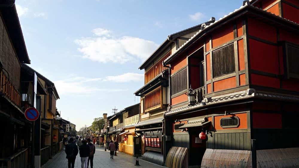 Gion - Hanami-koji Street