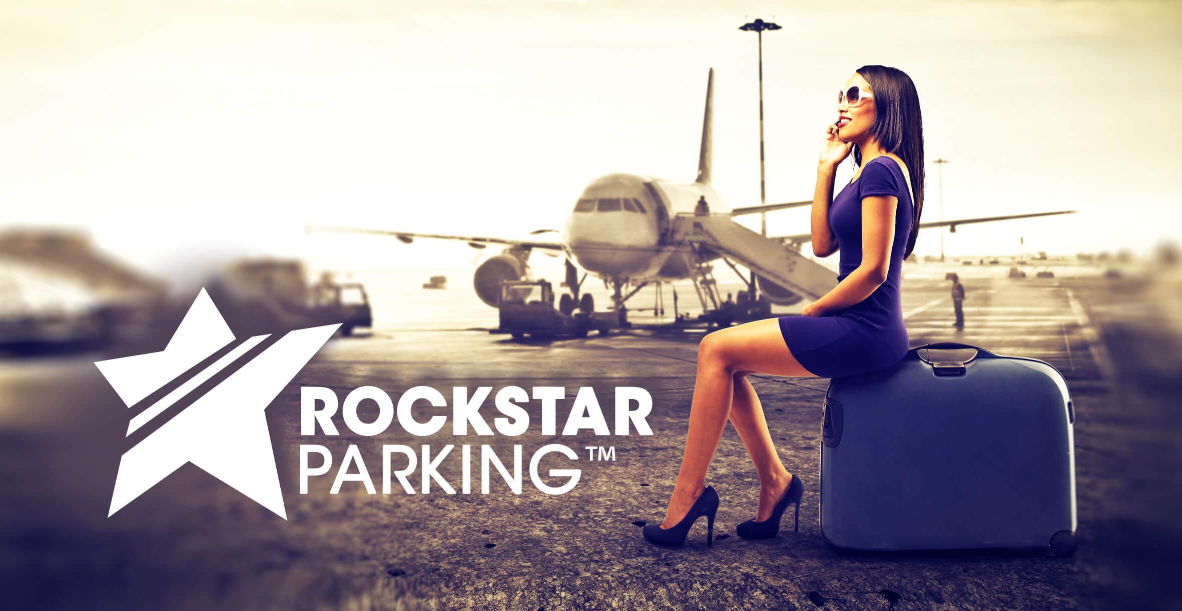 Rockstar Parking Band Identity - Poster Design