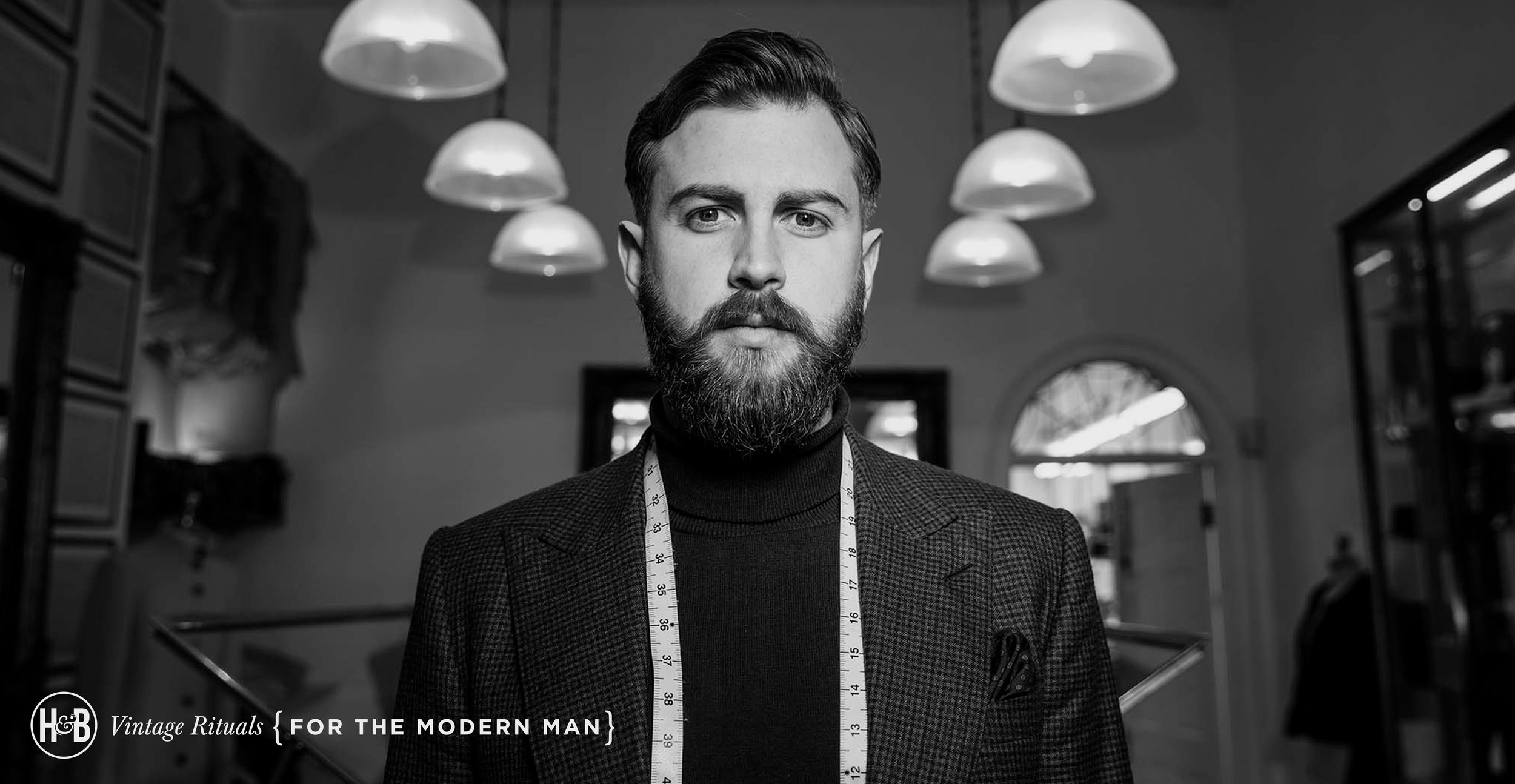 Launching a male grooming brand - Vintage Rituals for the Modern Man