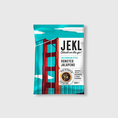 Jekl Steak on the Go