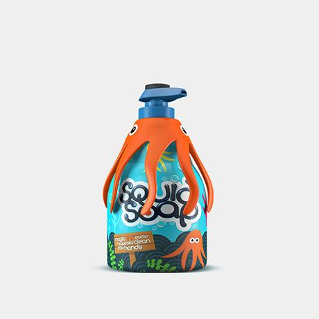 Squid Soap