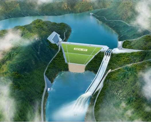 50MW HYDRO POWER - 50MW Edevu Hydro Power Project in Central Province