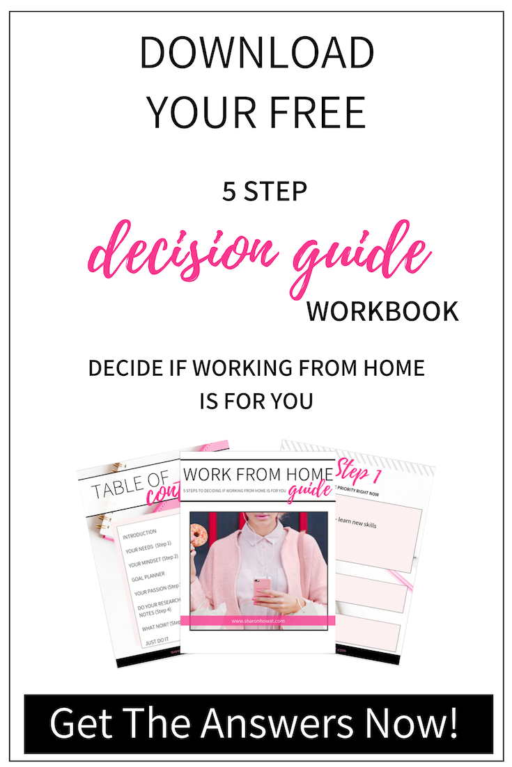 Are you wondering if working from home could be for you? Maybe you have lost your mojo in your current business and need to find it, again. this working from home guide will help you create your goals and find the network marketing business you will be best suited.  #workfromhomeguide #directsales #networkmarketing #workfromphone #workfromhomemum