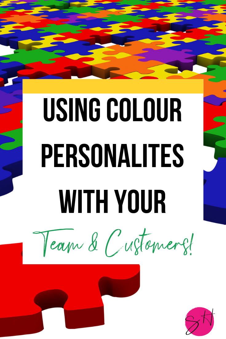 How to use colour personalities to get the best from your network marketing and direct sales team, to converting your customer to a sale  #colourpersonalities #networkmarketing #fmworld #workfromhometips #directsalestips
