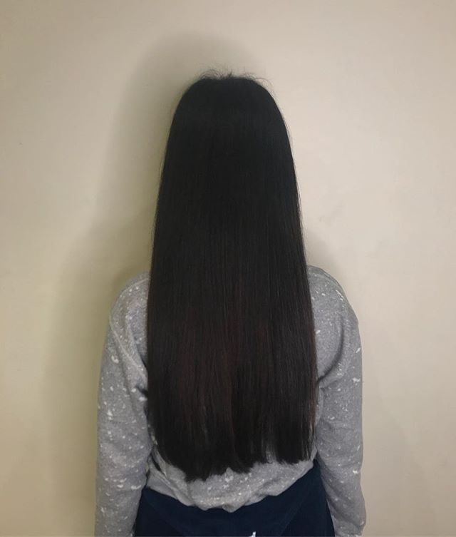 Beautiful extensions done by our stylist Gary. This time used to create a fuller and thicker look. Swipe to see the before photo.. #sandshairdressing #avedasalon #avedacolor #aveda #extensions #stylist #hairstylist #hairextensions #sandshairdressing