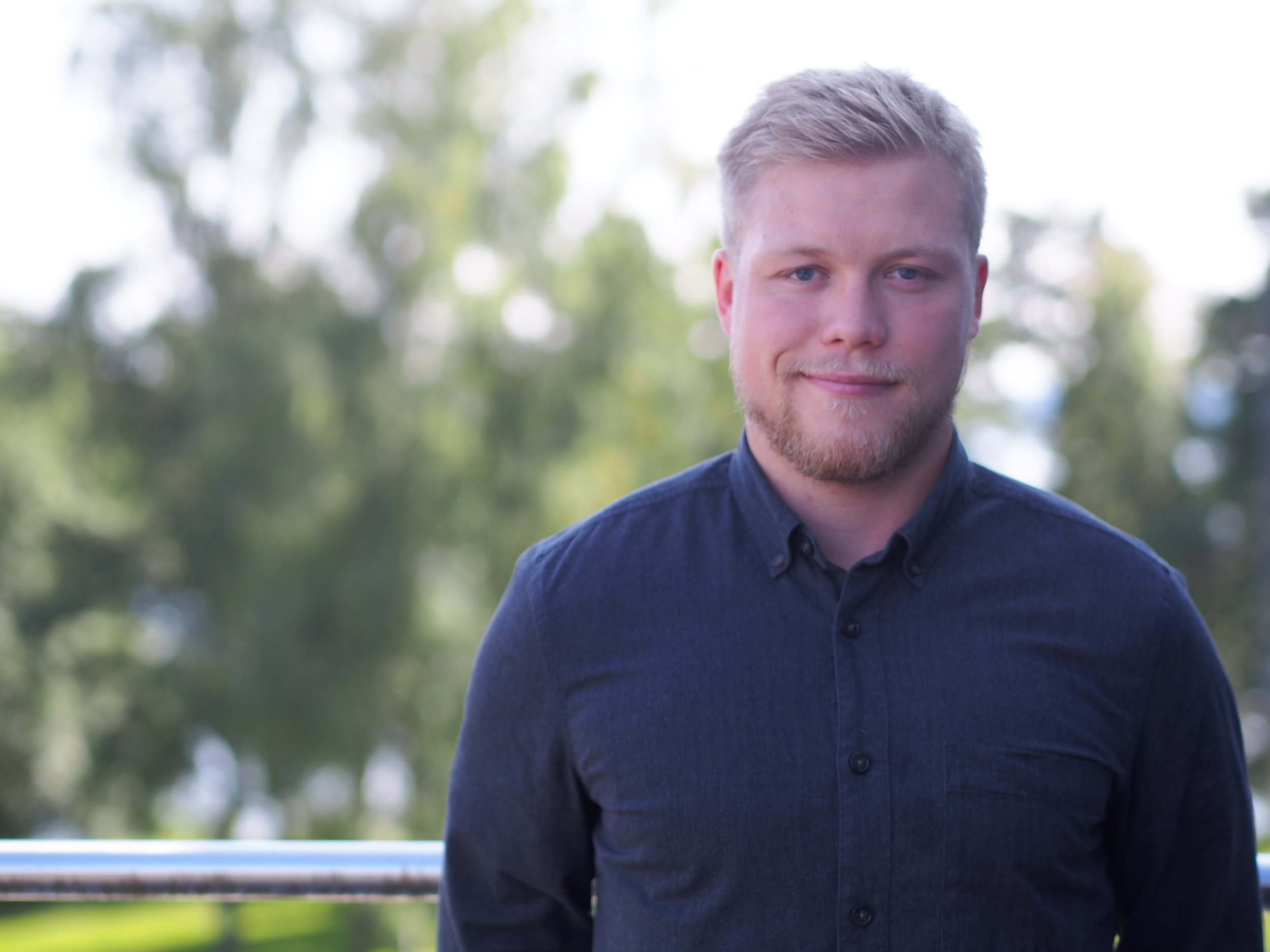 Bachelor student Harald Lauvik Gjelstad from the University-College of South-East Norway will be working on board MV Baffin as part of a pilot project between USN and Klaveness in the next few months.