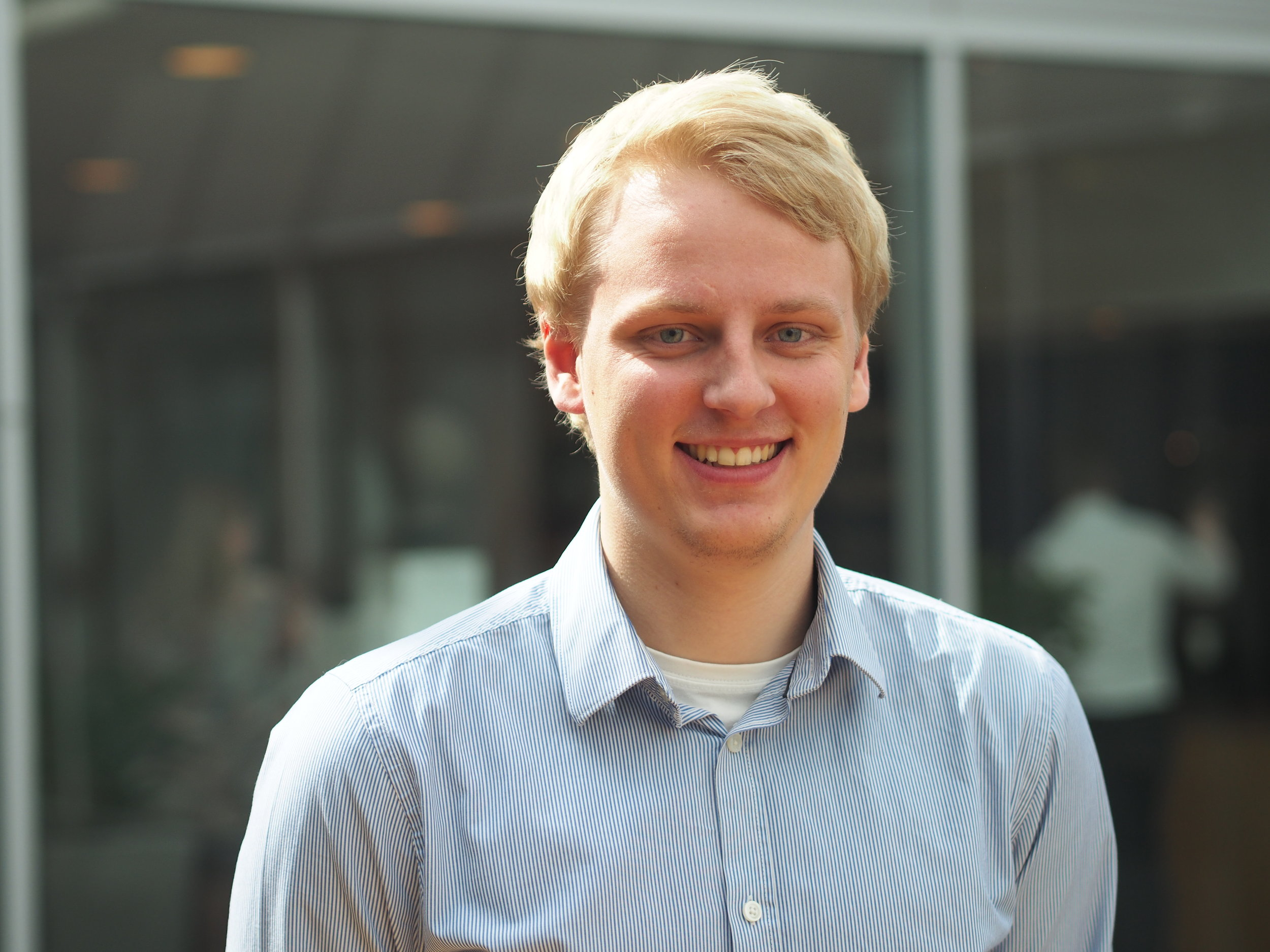 """Financial Analyst Ola Sekkesæter recently presented his paper on """"How Big Data can make shipping greener"""" at the Shipping in Changing Climates (SCC) conference in London."""