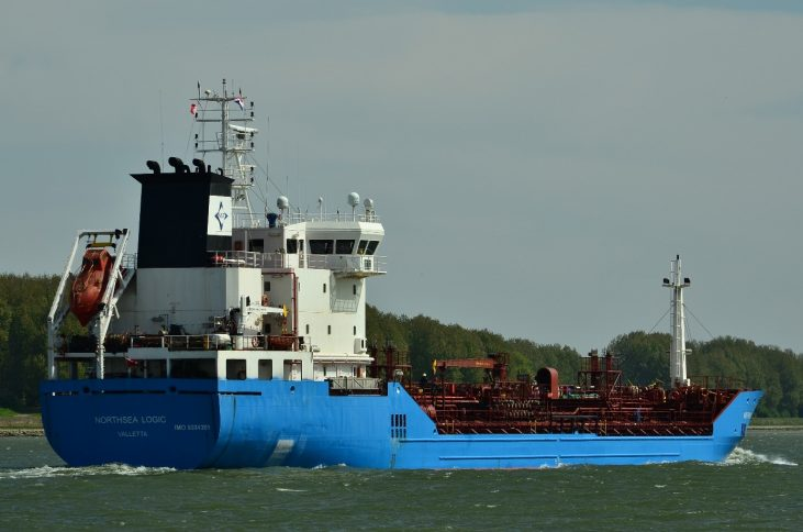 Photo: The Northsea Logic Credit. Nordic Maritime Crewing Services