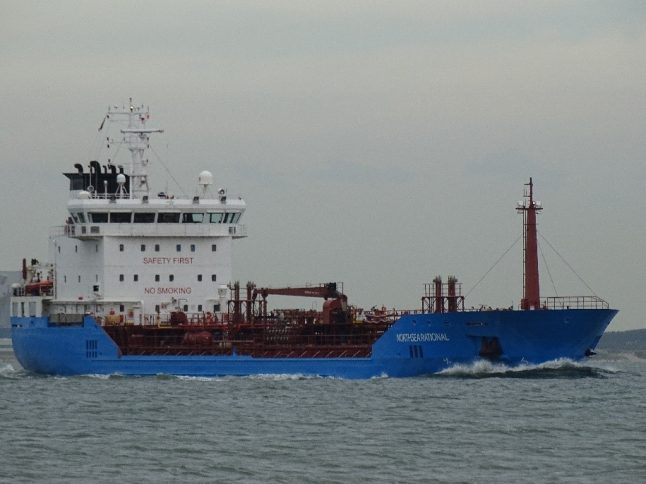 Photo: The Northsea Rational Credit. Nordic Maritime Crewing Services