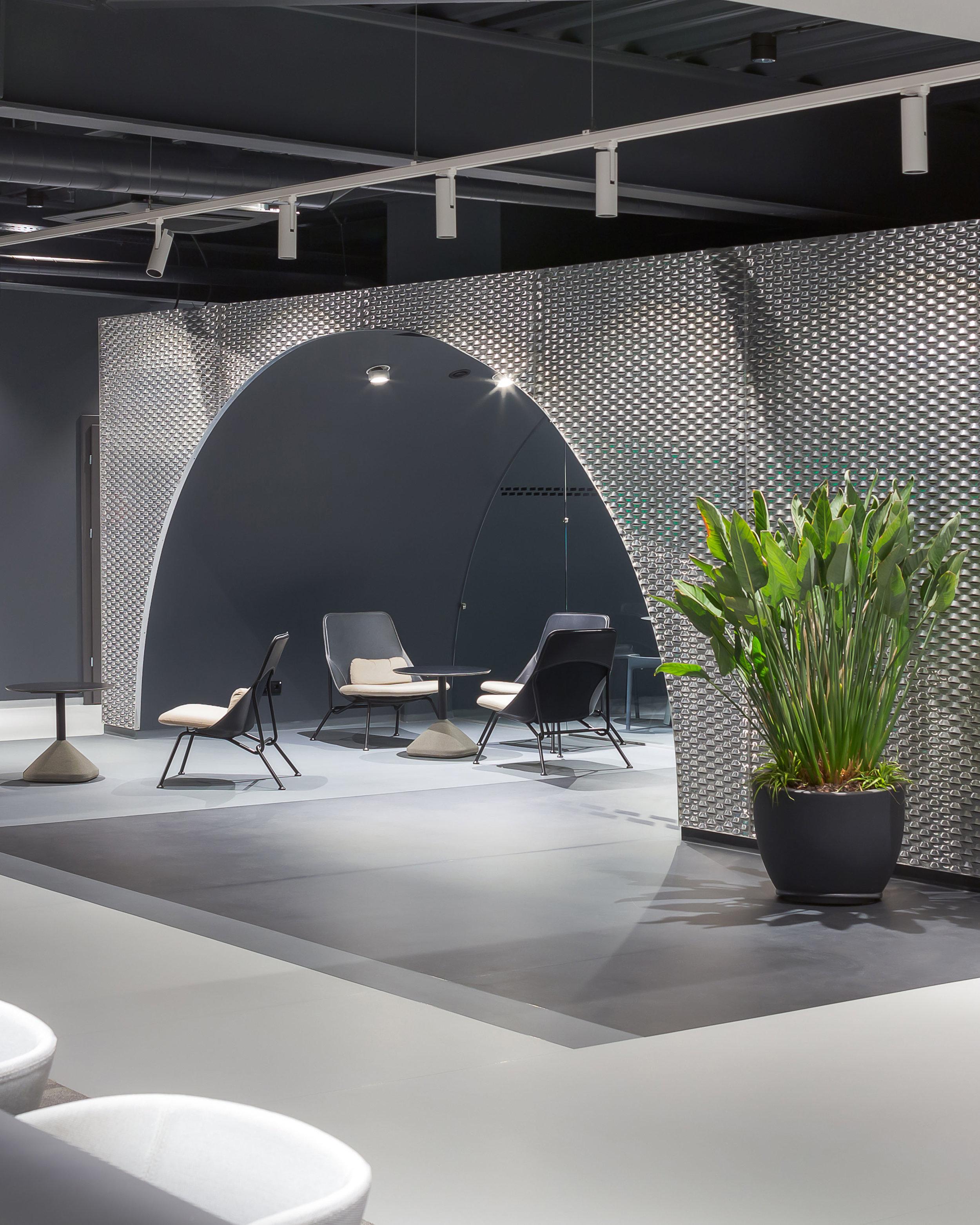 - Location - KlaipedaSize - 6000 m²Year - 2019Status - completedTeam - J.Lapinskas, P.Latakas, R. Jasaite, R. Giedrys, (interior design - Z. Putrimaite, D. Ramanovskij).