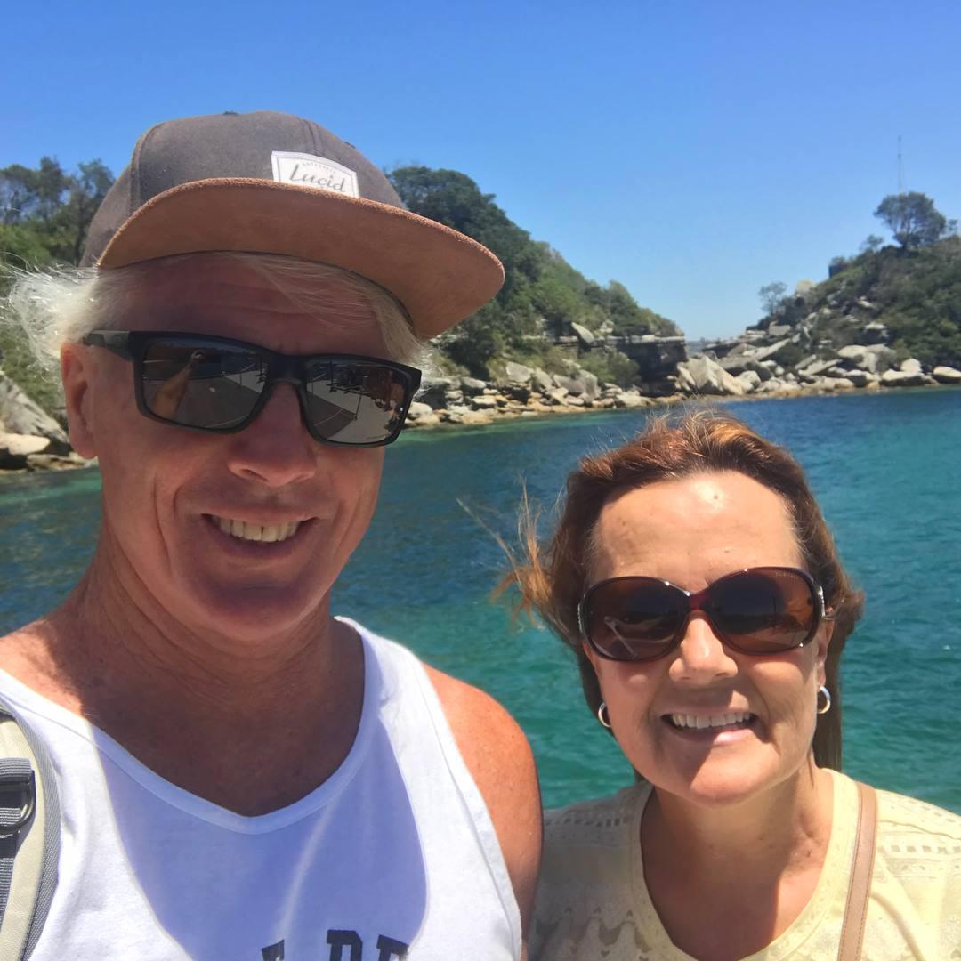 Central NSW Regional Coordinator  Dave & Wendy Lovell