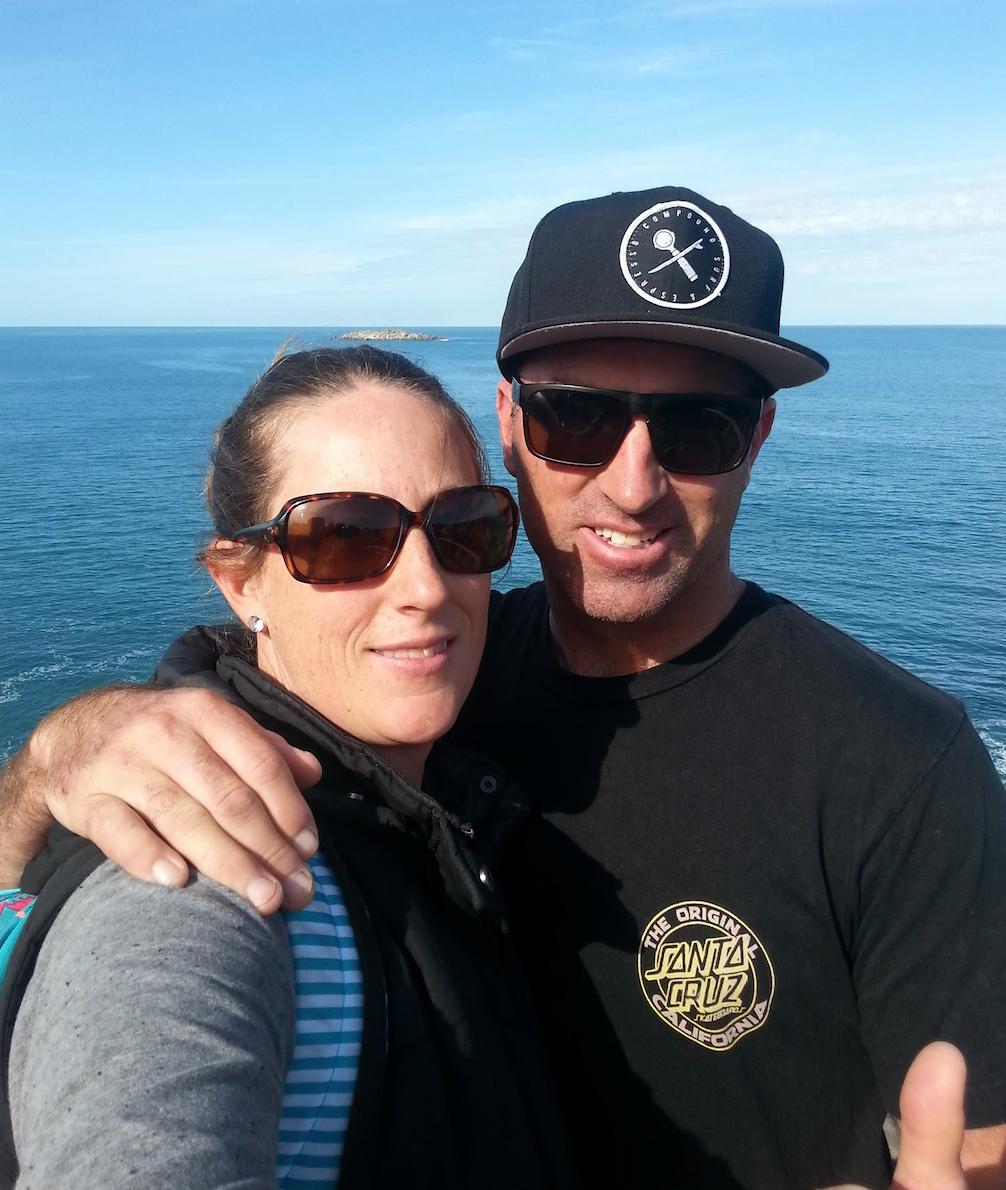 South Australia Regional Coordinator  Dave & Naomi O'Brien