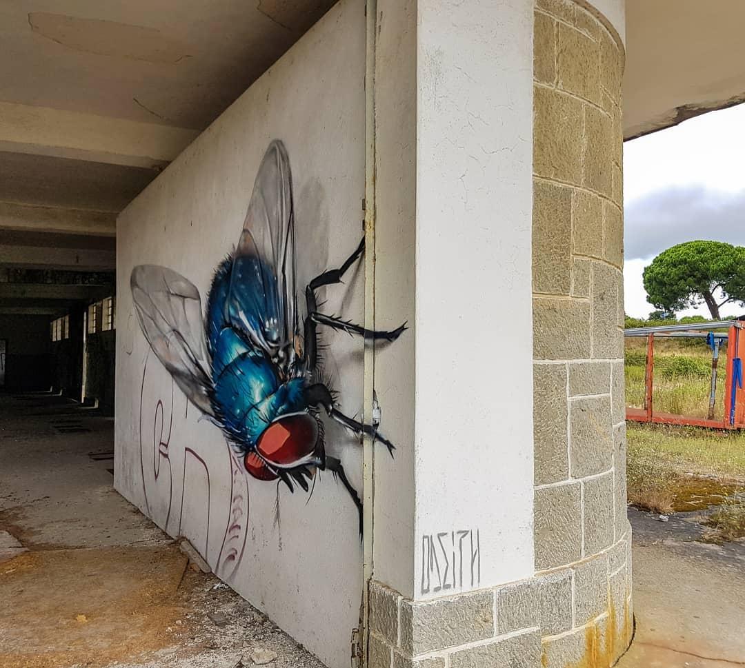ART BY ODEITH, LISBON