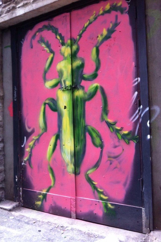 ART BY ATM, BRISTOL