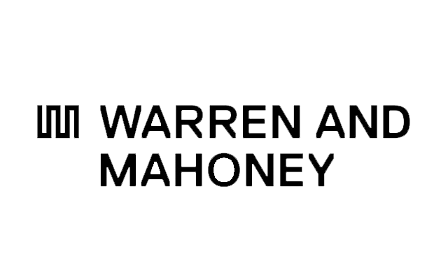 - A team of 300 working as one integrated studio across seven locations. Warren and Mahoney is an international team of designers and architects who create experiences that connect people and enhance belonging.
