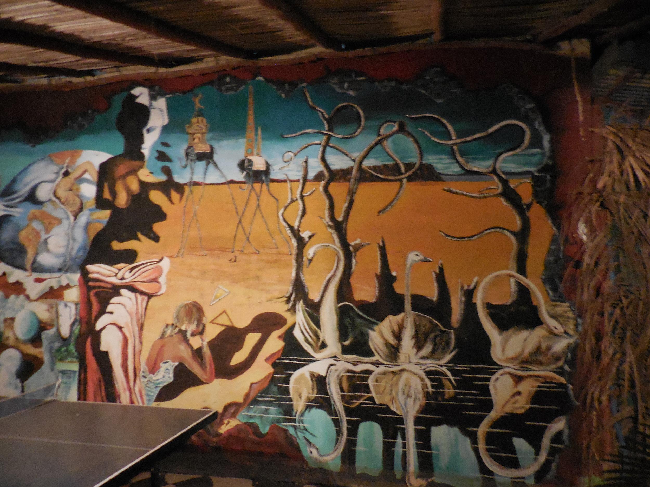 Mural Tamarindo