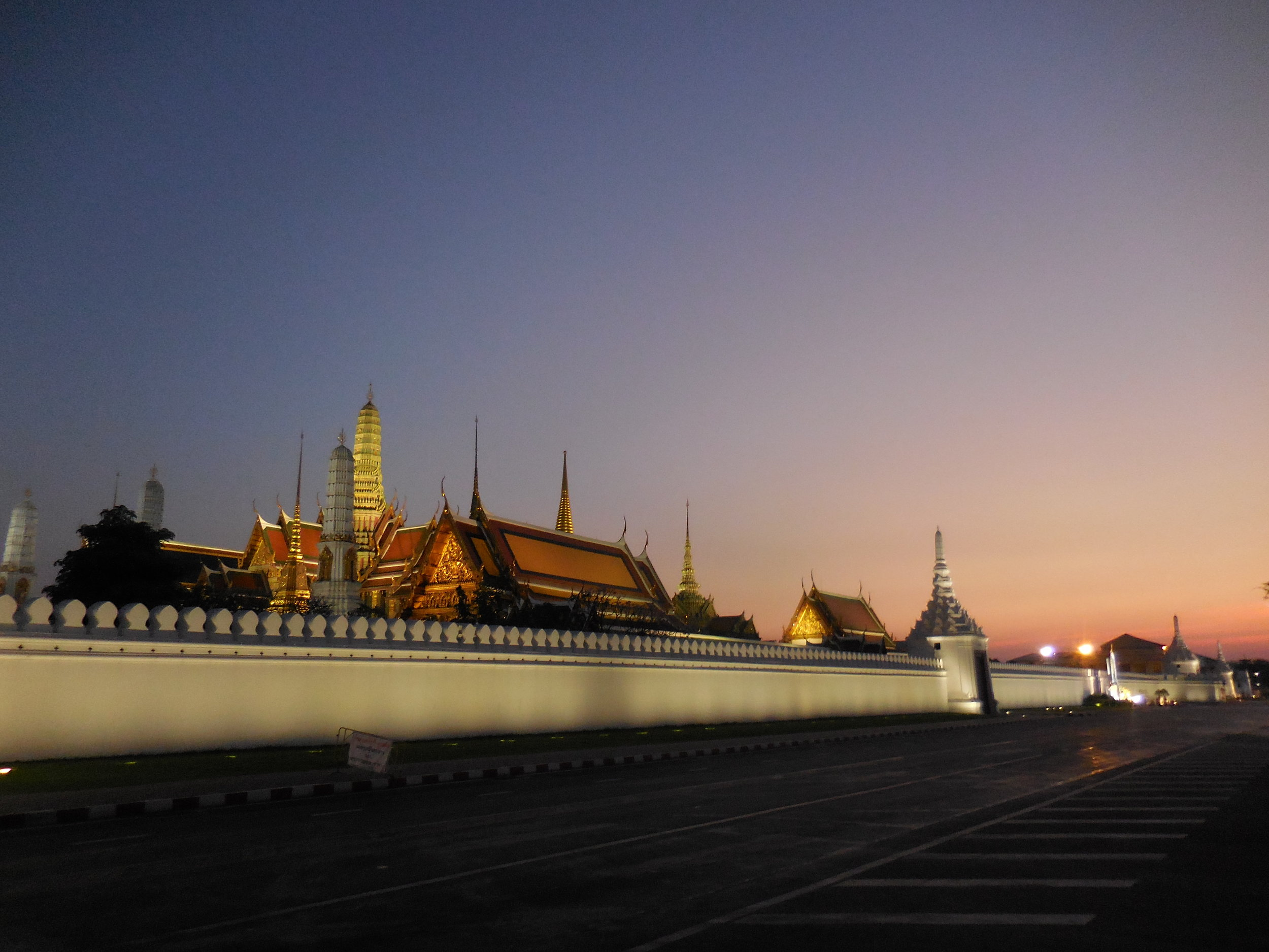 Bangkok - Palace