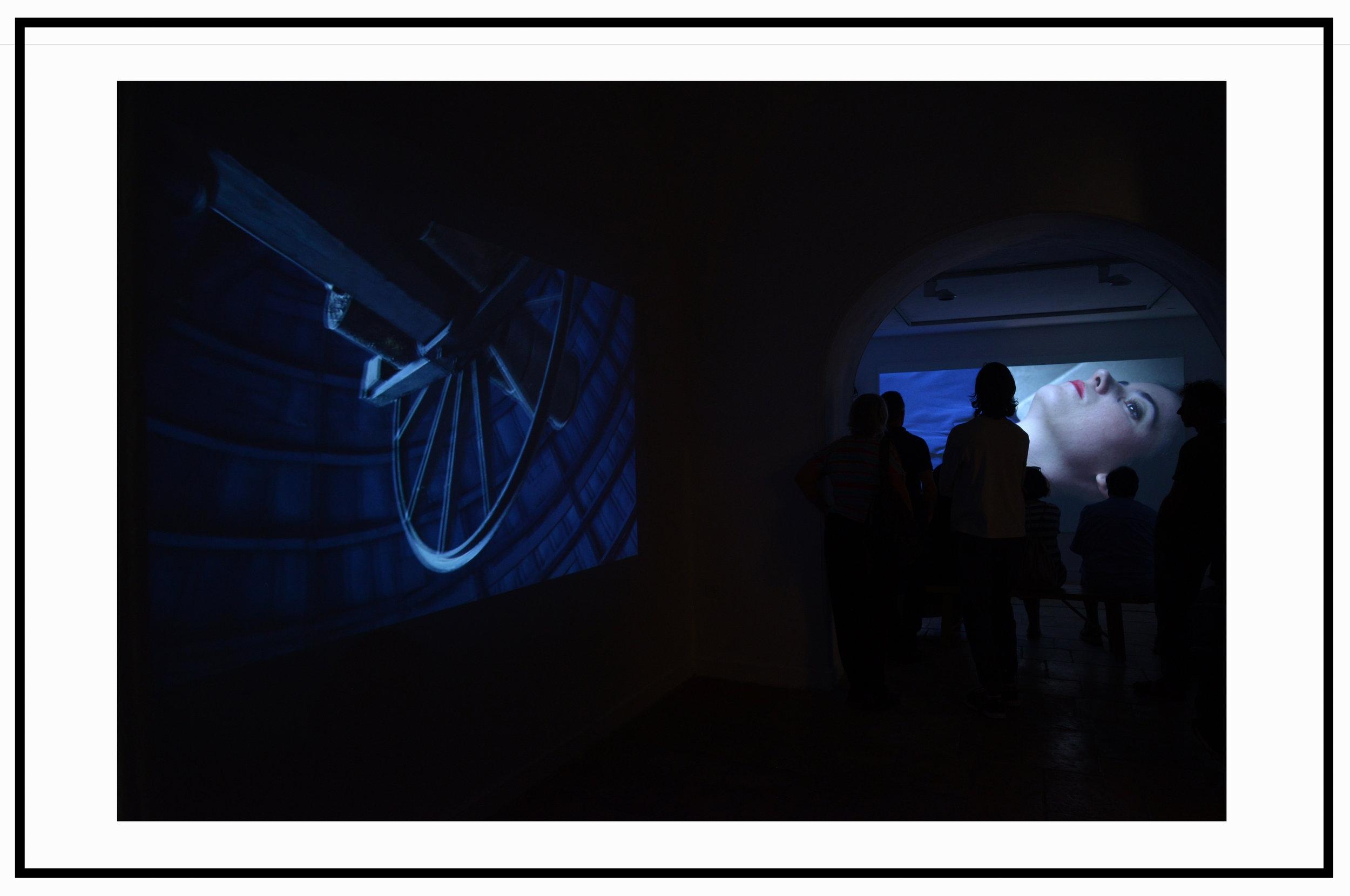 Pre-Conditioned Tracks | Solo Exhibition by Dan Robert Lahiani14.04-02.06 2018 Curator: Ohad Matalon -