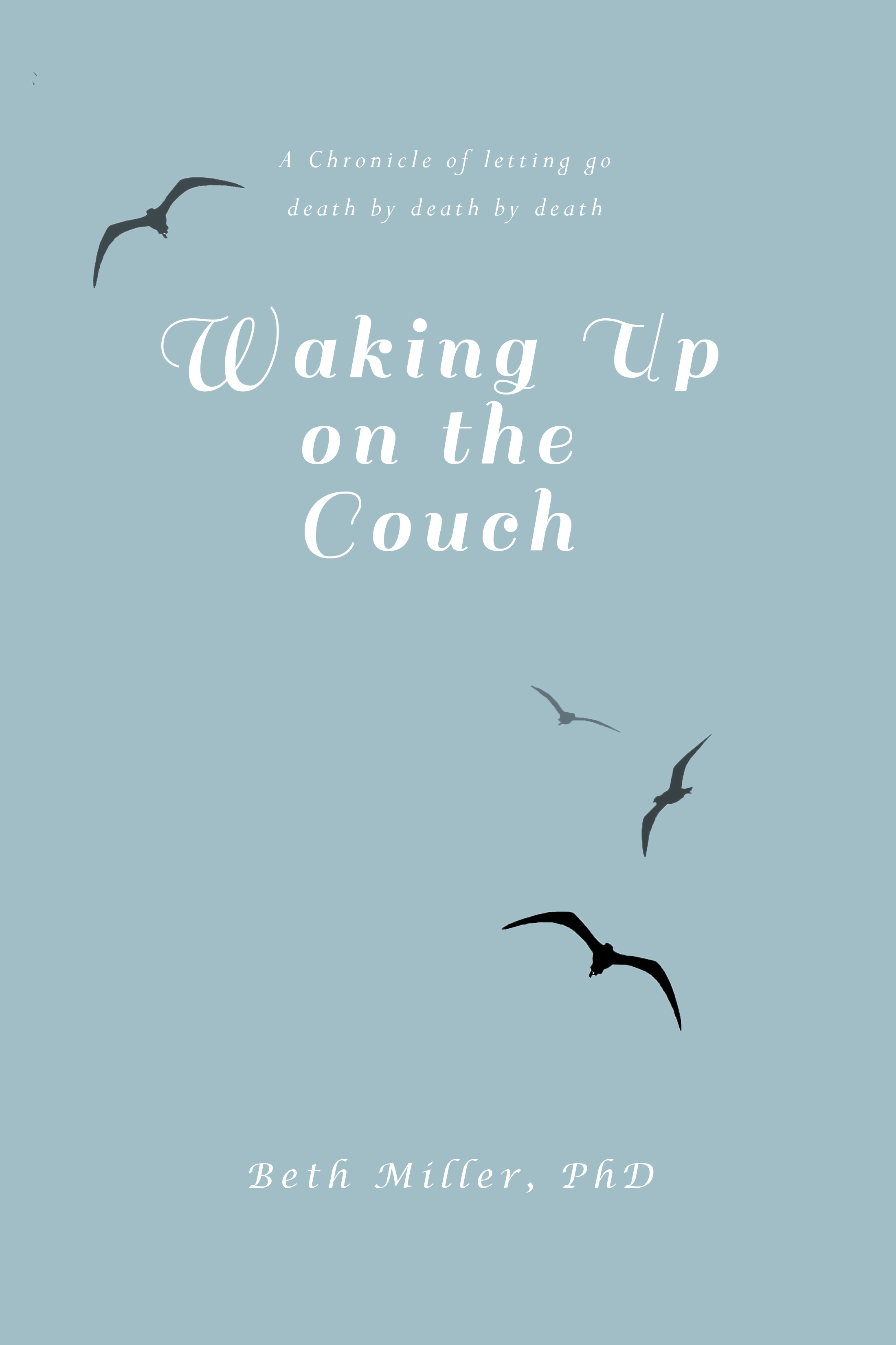 waking up on the couch