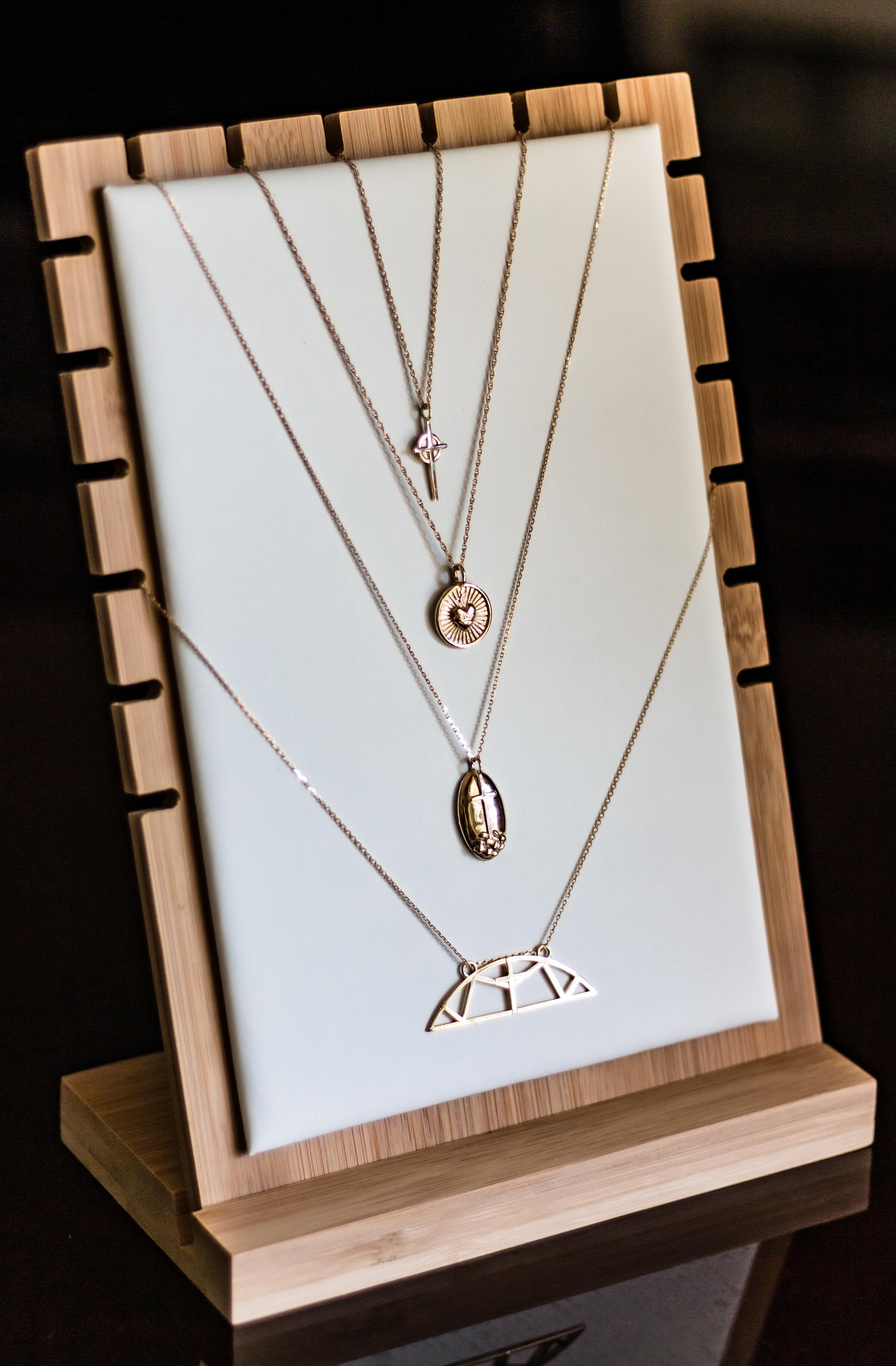 Bishop Moore Catholic Jewelry - Christ-centered artisan jewelry celebrating the Bishop Moore Catholic Community