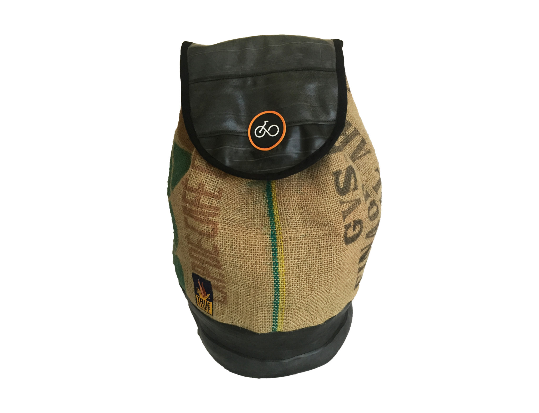 The beautiful and highly practical coffee bean/inner tube duffel bag gorgeous inside and out, and definitely well worth £39.60. If the bright colours and patterns appeal be sure to check out the other products on the Cycle of Good website!