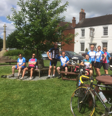 Image credit - Barnt Green Chuggers and Chaingang