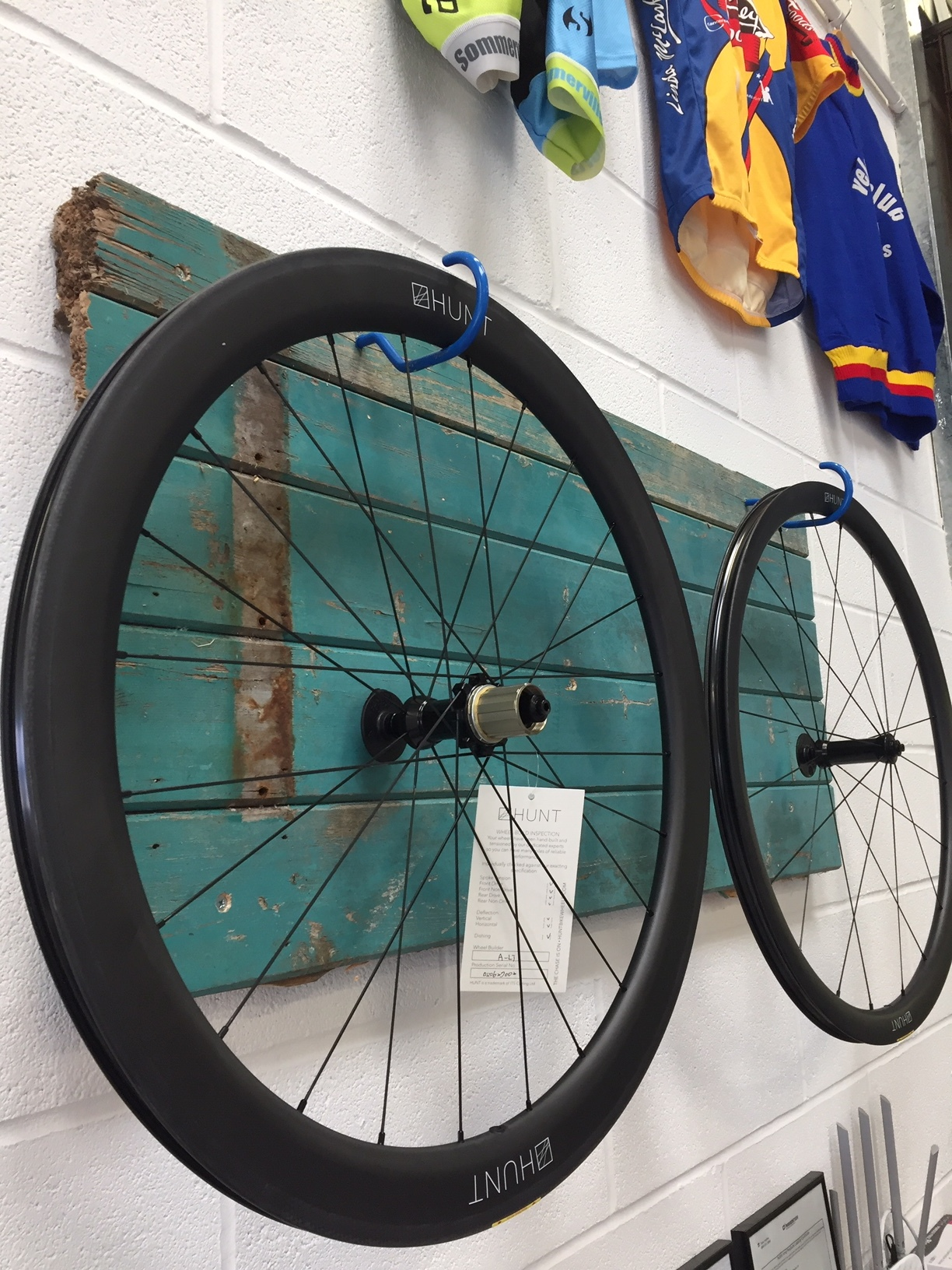 Hunt 3650 Carbon Wheelset