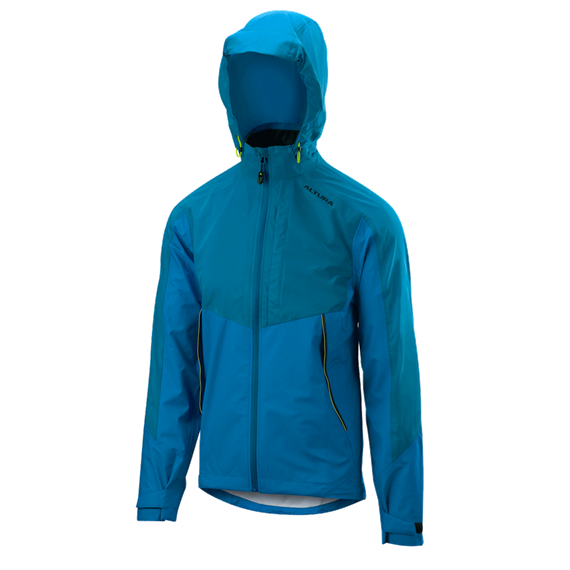 Under standard light conditions - The Altura Thunderstorm jacket looks like any other jacket, making it perfect for commuters! (Image taken from Altura website)