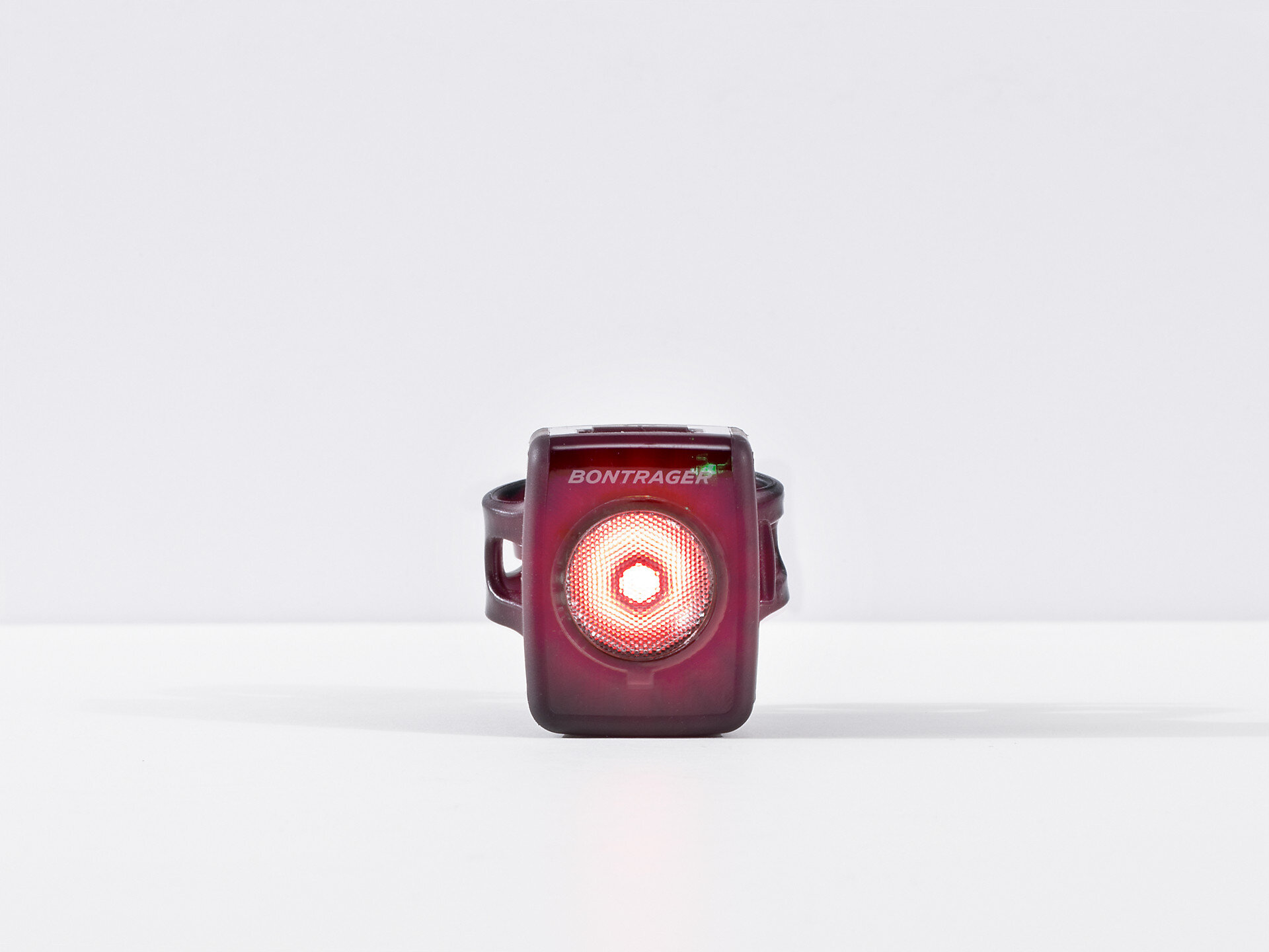 The newly designed Bontrager RT Flare rear light - offering up to 90 lumens.