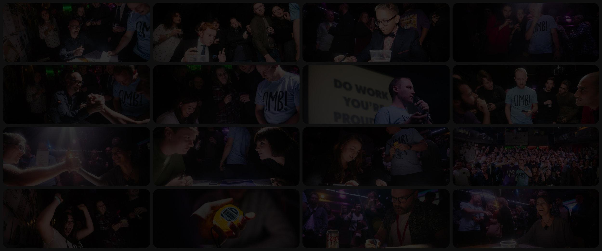 Event Testimonials -