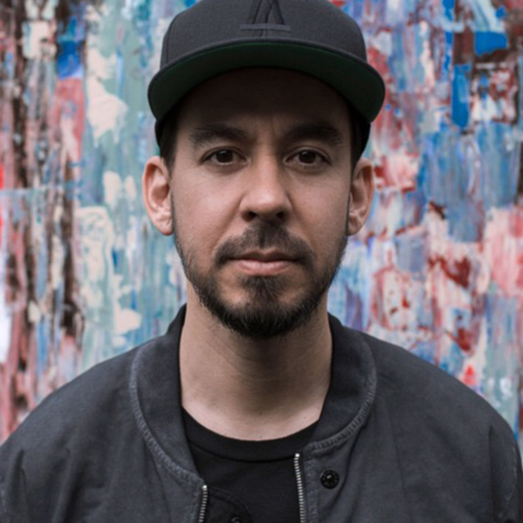 """MIKE SHINODA - Michael Kenji Shinoda or widely known as """"Mike Shinoda"""".After some struggle and [temporary] departure of some of their band members, Linkin Park was made where they rose to international fame, from then on, after the release of their first studio album, Hybrid Theory (2000), Linkin Park went on to being the most sought-after international band and was a certified diamond by the RIA in 2005, and multiplatinum in several other countries."""