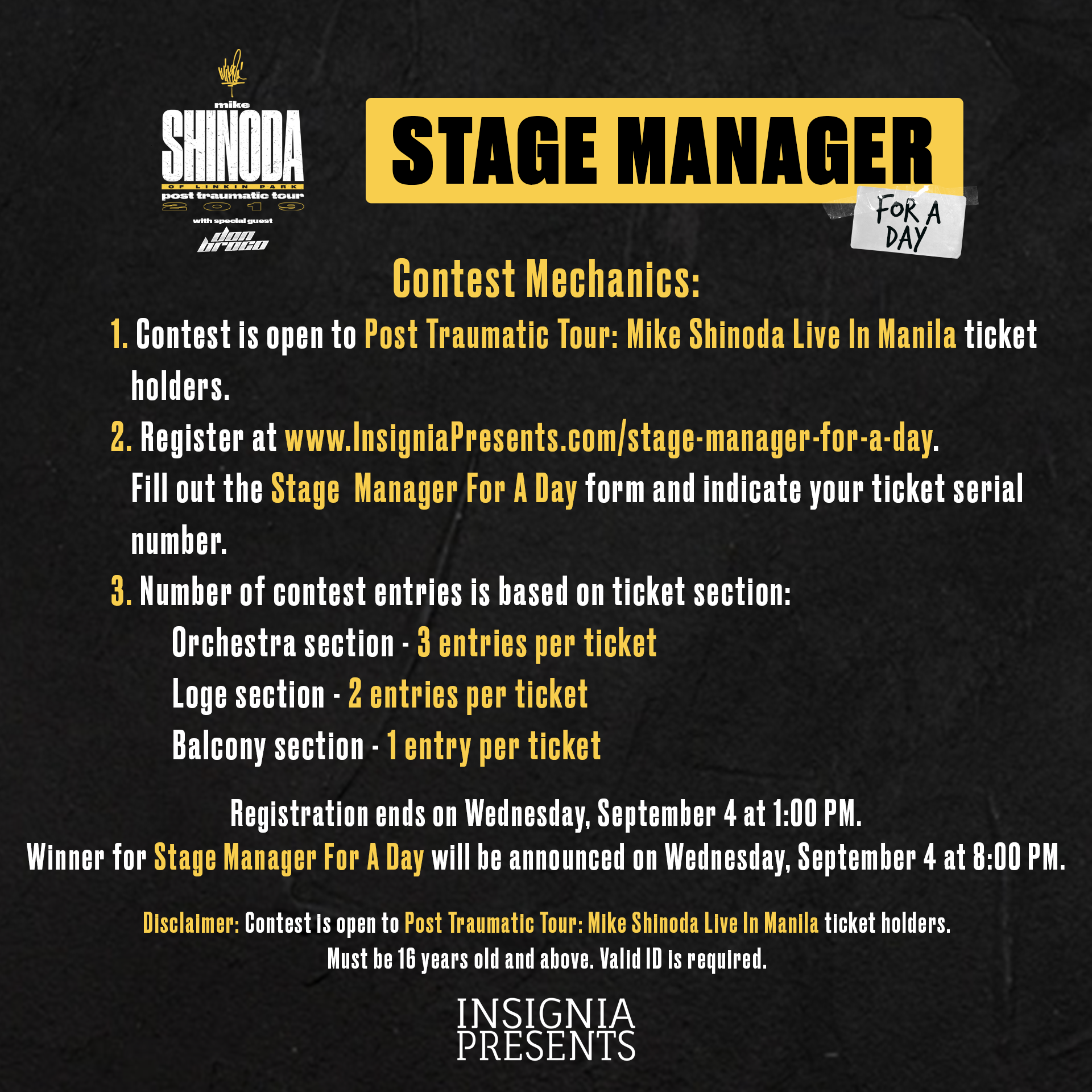 StageManagerForADay-ContestMechanics-MikeShinoda-09.06.19-NewFrontierTheater-ManilaPhilippines-v3.png