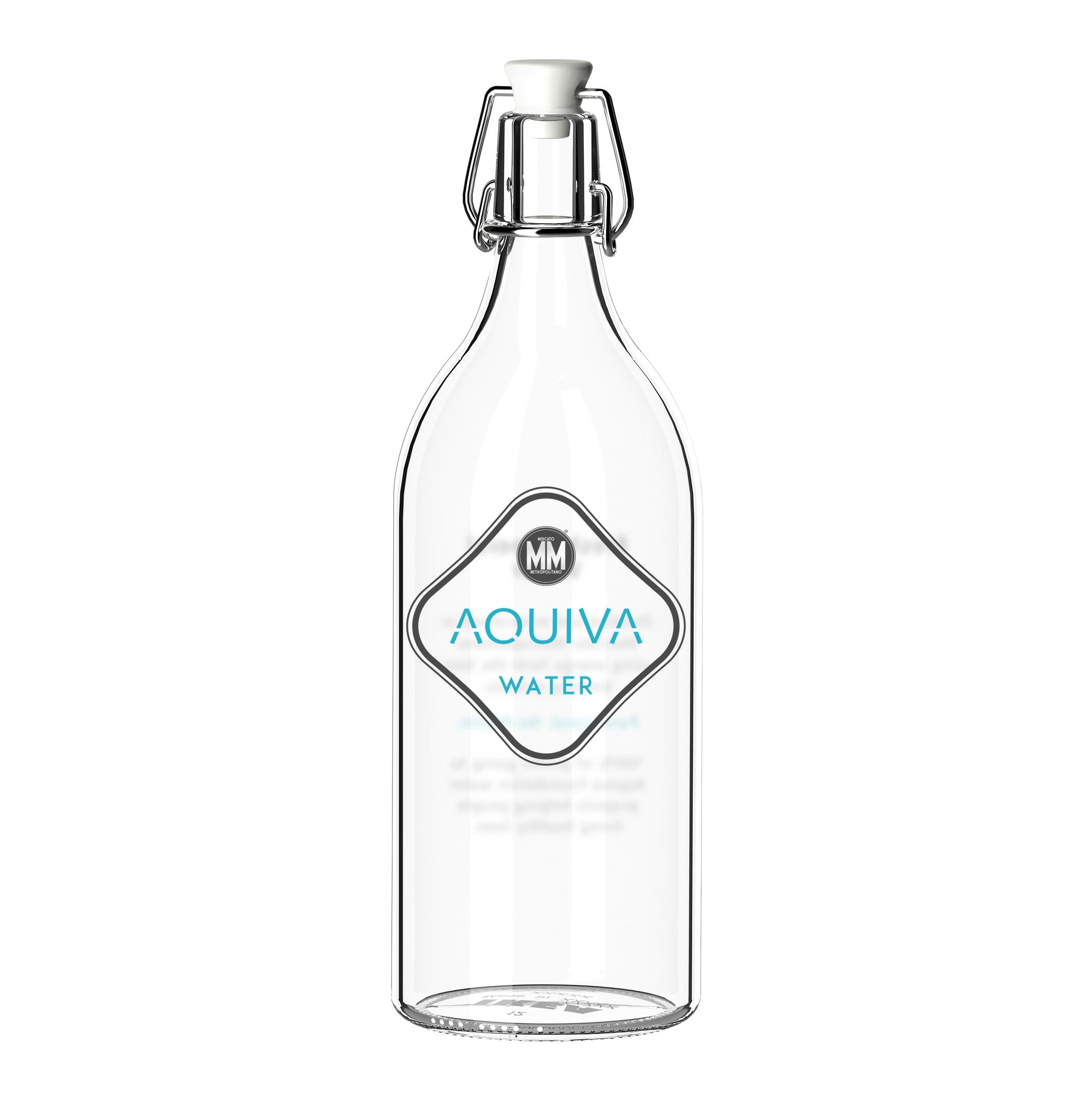Mineralisation - Reusable glass bottles
