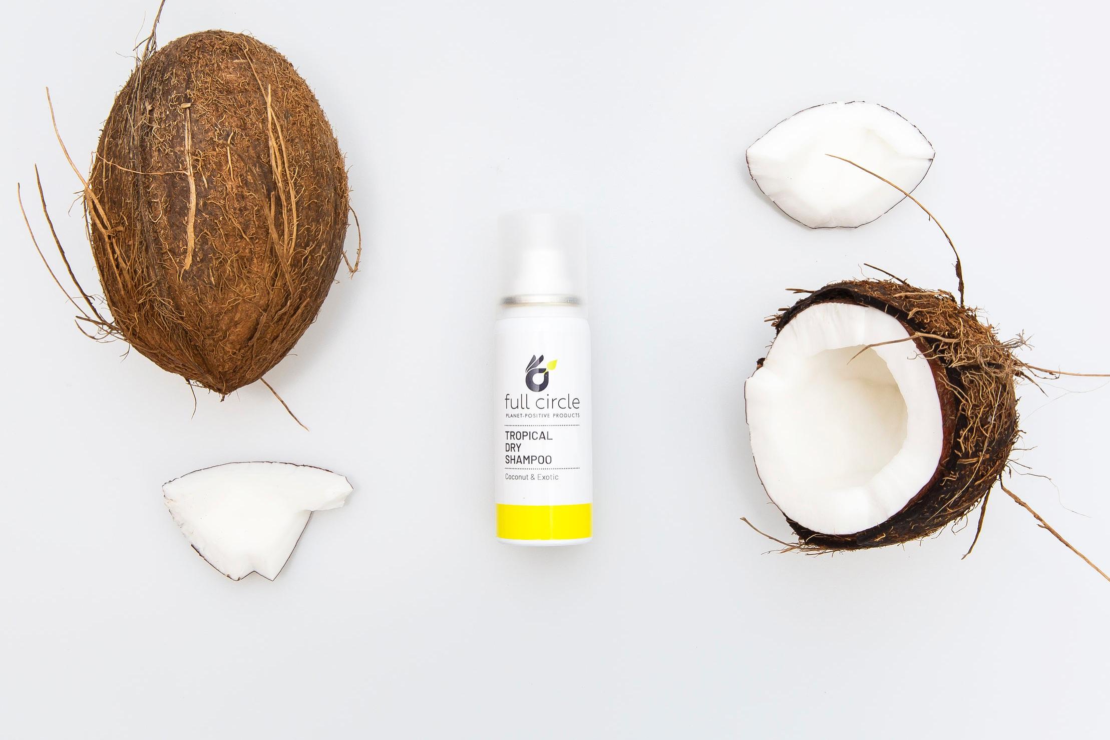 Copy of Tropical Dry Shampoo - 50ml