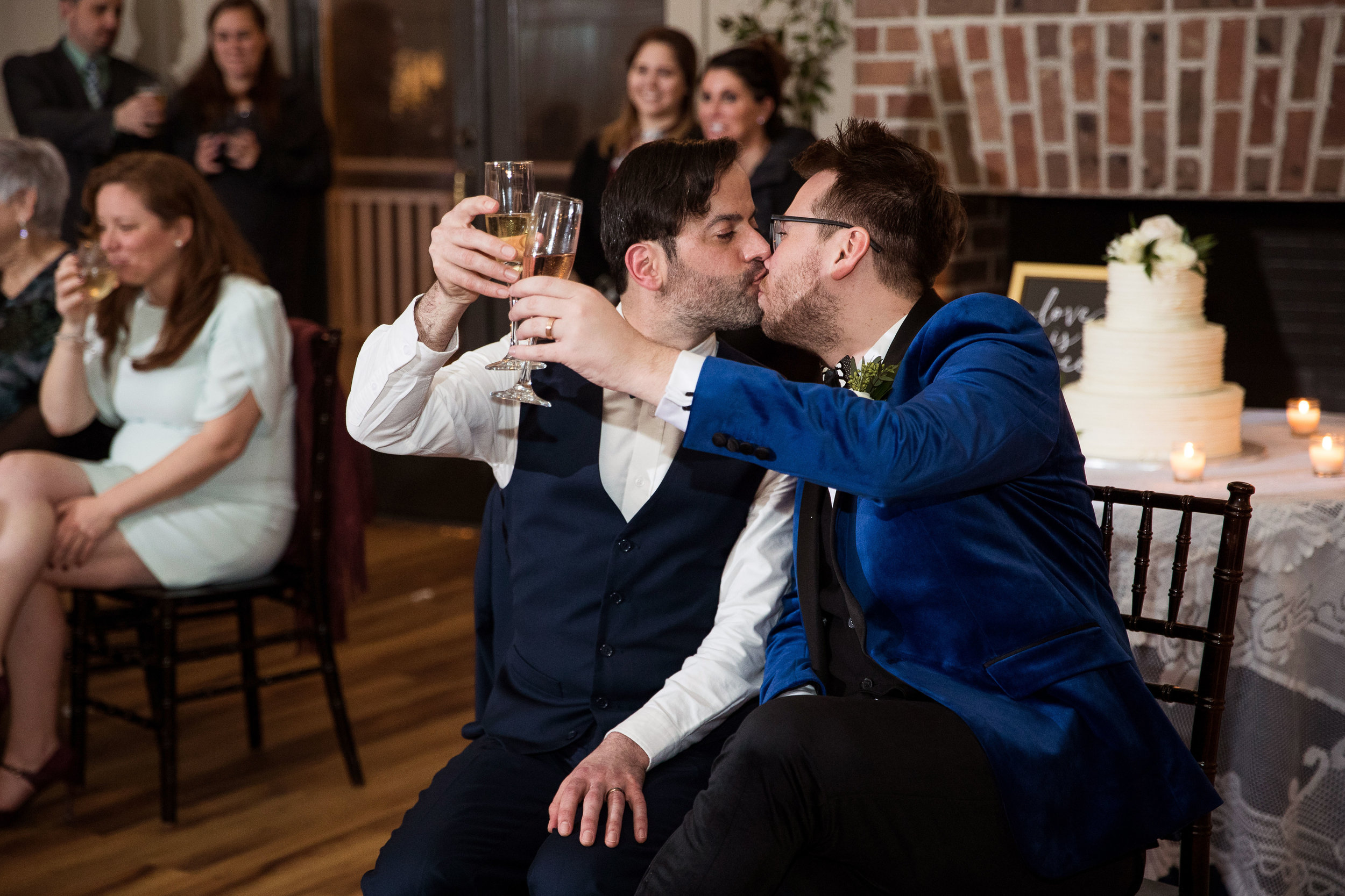 Elegant Gay Wedding in Charleston, SC