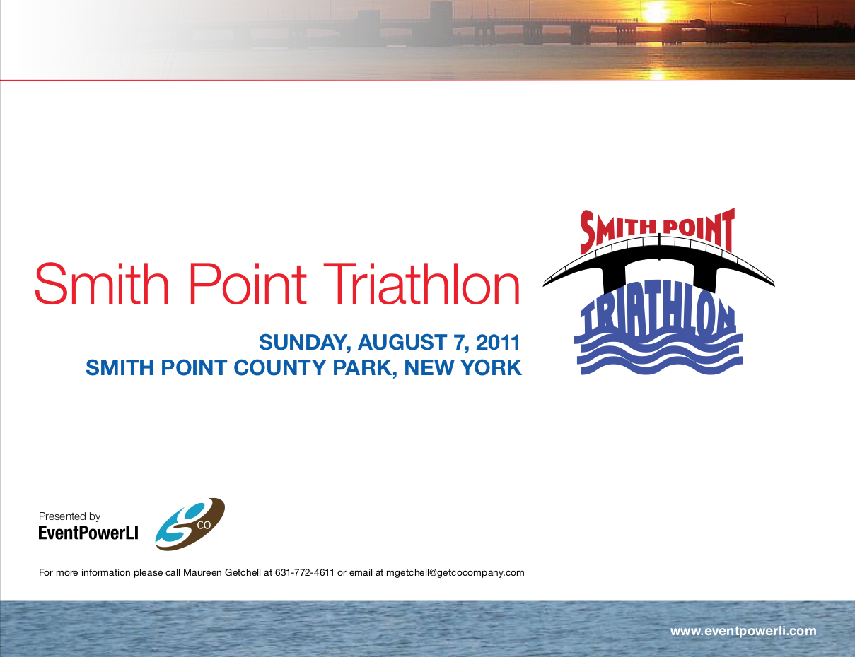 Smith Point Triathlon