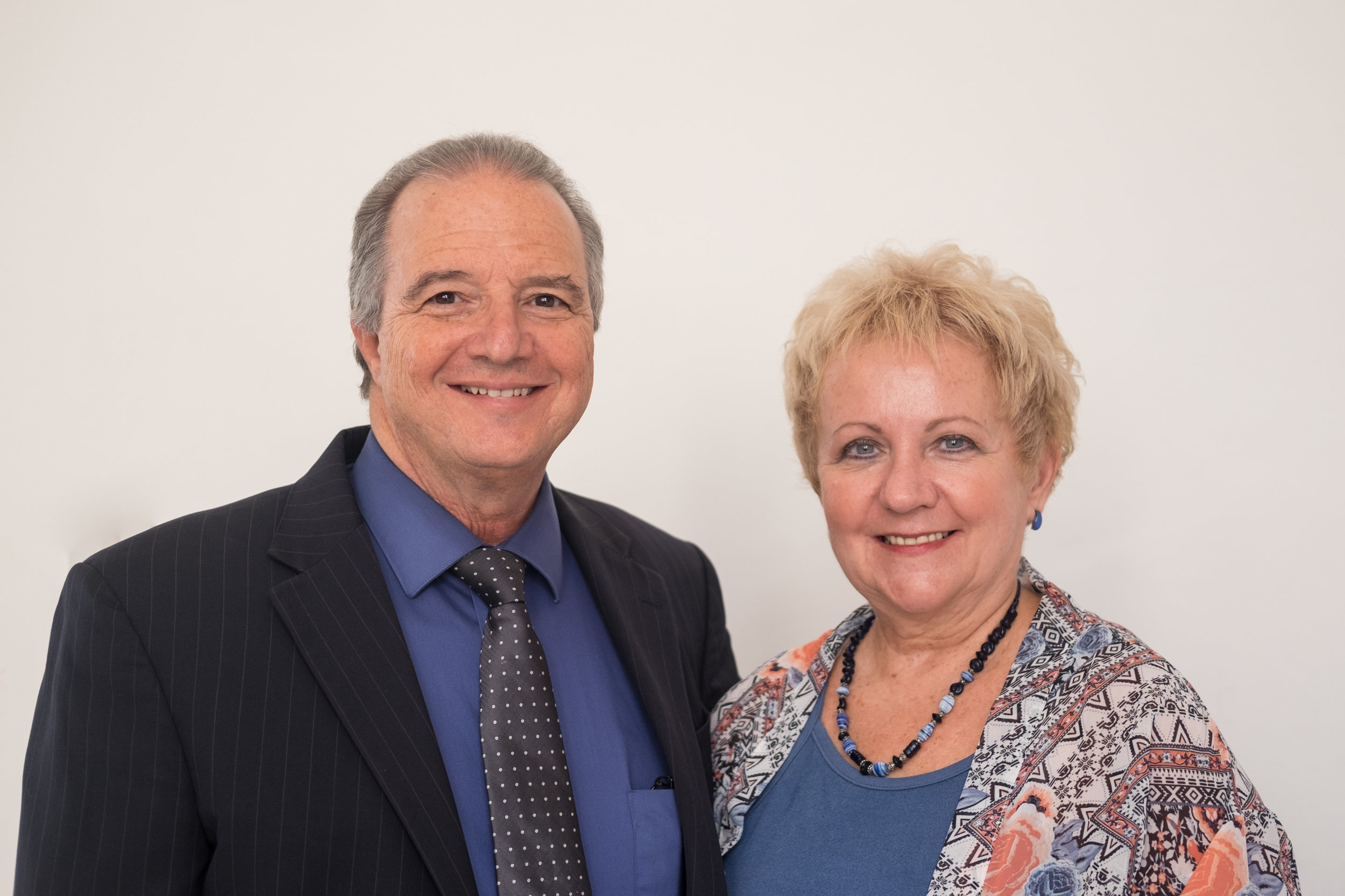Joe and Jenny Mifsud -