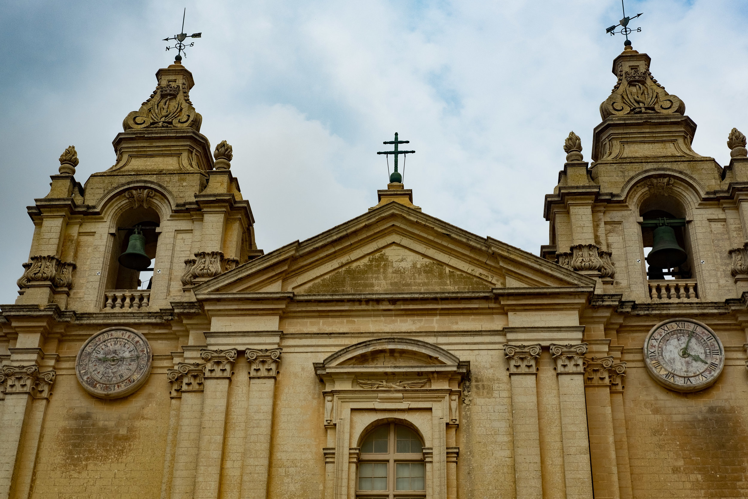 Catholicism - Malta is 98% Catholic. An estimate 60% attend Mass weekly.