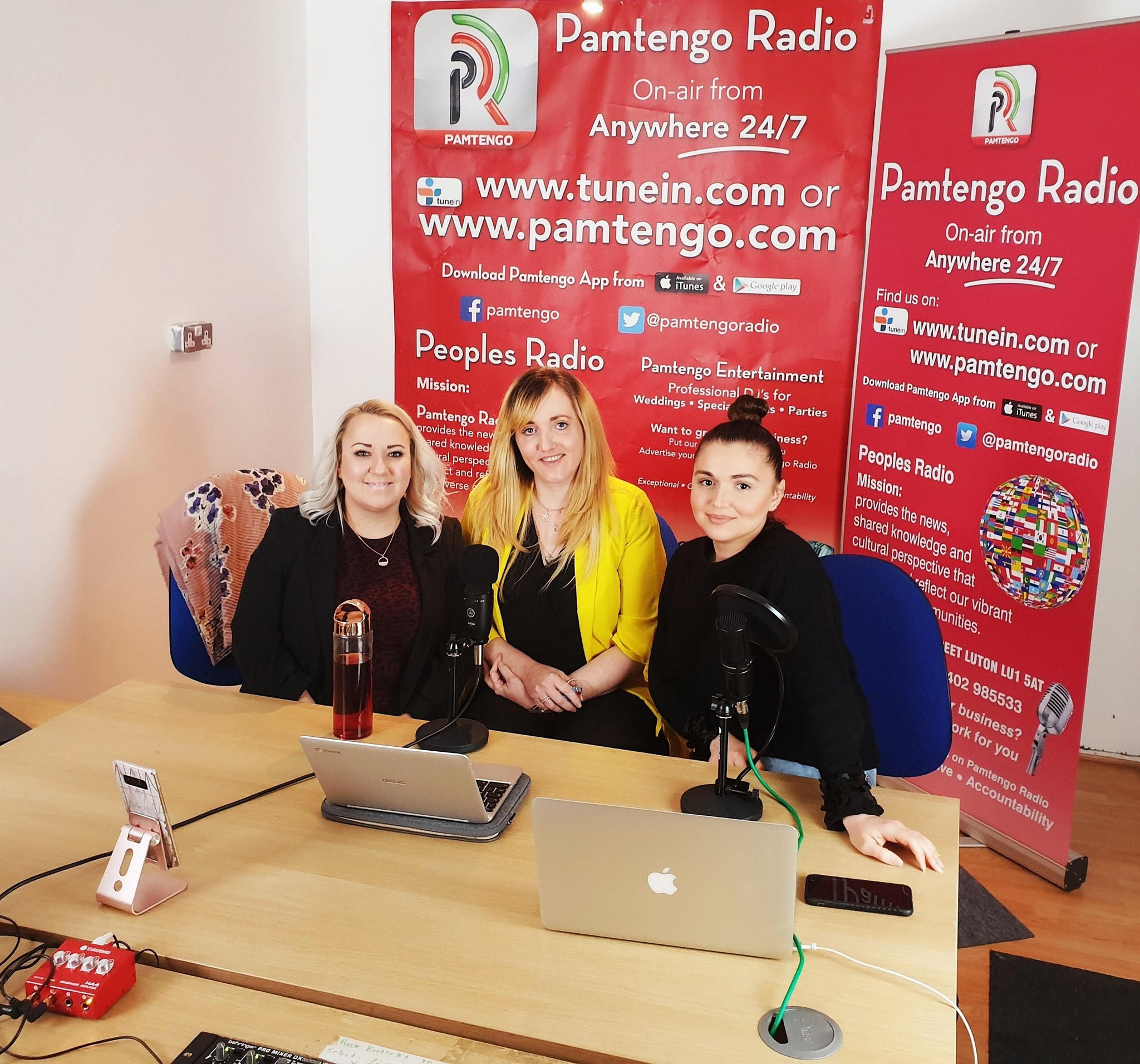 Community Radio Show - Meaningful Talk, the Health and Wellbeing show with Clare and Rigerta, every 2 weeks on Pamtengo Radio. Our next show will be on Monday 21st October 2019 from 6-7.30pm. We will be live on Facebook and Twitter, please search @MeaningfulEd to access the live feed.