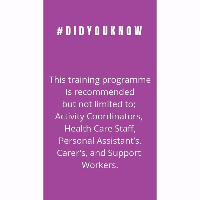 #activitycoordinators #healthcare #staff #personalassistant #carer #supportworker #health #and #social #care #dementia #mentalhealth 🎭👨🏼⚕️👩🏽⚕️