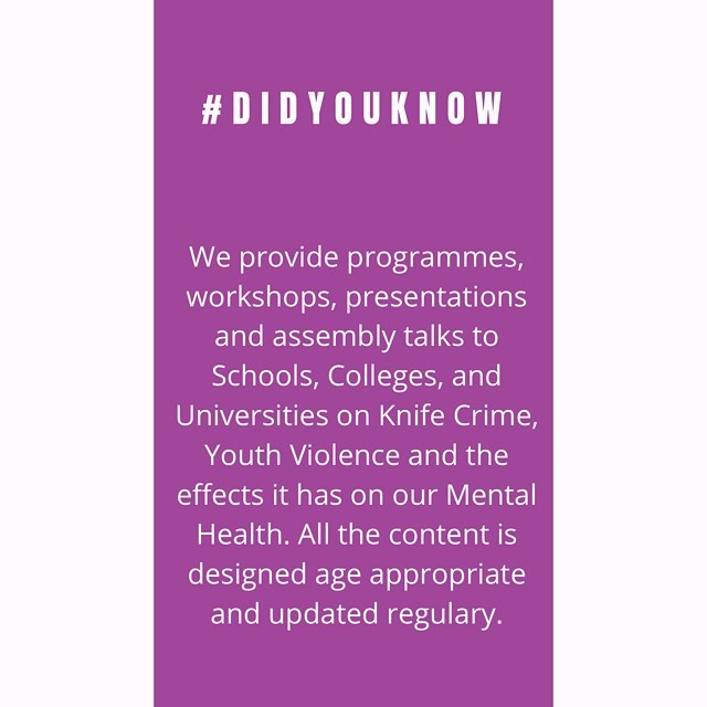 #knifecrime #youthviolence #mentalhealth #university #colleges #schools #bedfordshire #luton #education #inspiration #inspire #empowerment #power #powerful #motivation #change #intervention #prevention