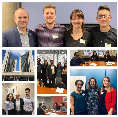 TPAC held our second annual Municipal Lobby Day on April 8th and 9th, 2019. -
